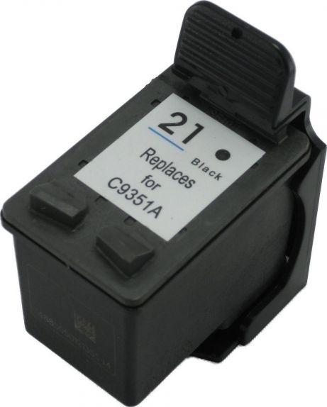 Atramentové kazety - HP 21XL (C9351CE) black - kompatibilný