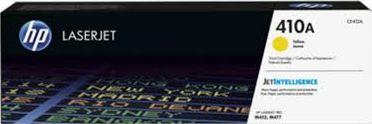 Laserové tonery - HP CF412A yellow - originál