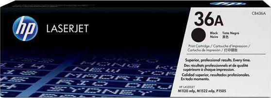 Laserové tonery - HP CB436A - originál