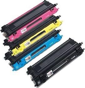 Laserové tonery - Brother TN-135 magenta - kompatibilný