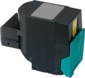 Laserové tonery - Lexmark C540H1YG (C540, C543, C544, X543, X544) yellow - kompatibilný