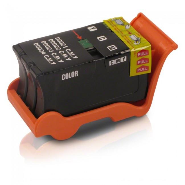 Atramentové kazety - Dell 21/22/23/24 (Y499D) color - kompatibilný