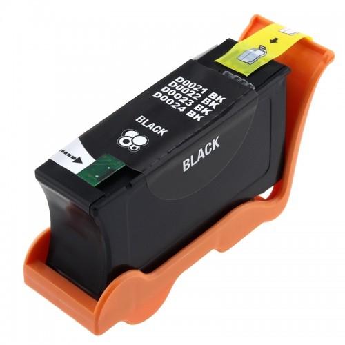 Atramentové kazety - Dell 21/22/23/24 (Y498D) black - kompatibilný