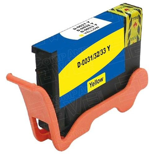 Atramentové kazety - Dell 31/32/33 yellow - kompatibilný