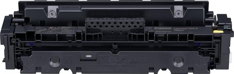 Laserové tonery - Canon 046, CRG-046 yellow - kompatibilný