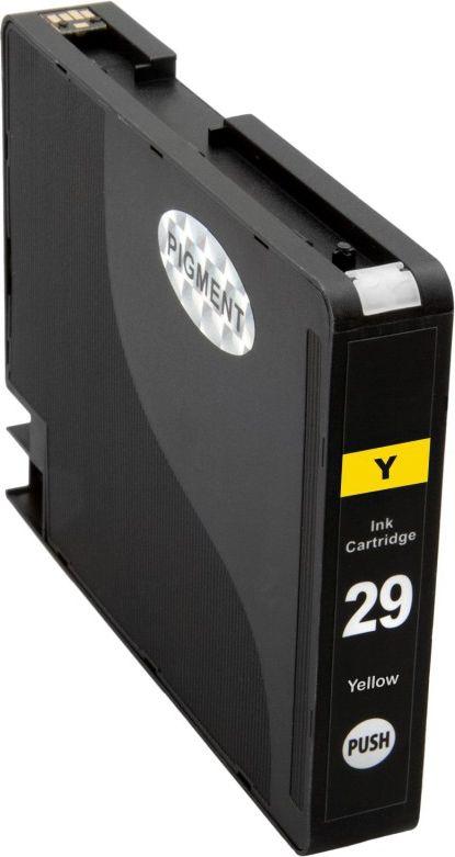 Atramentové kazety - Canon PGI-29 yellow - kompatibilný