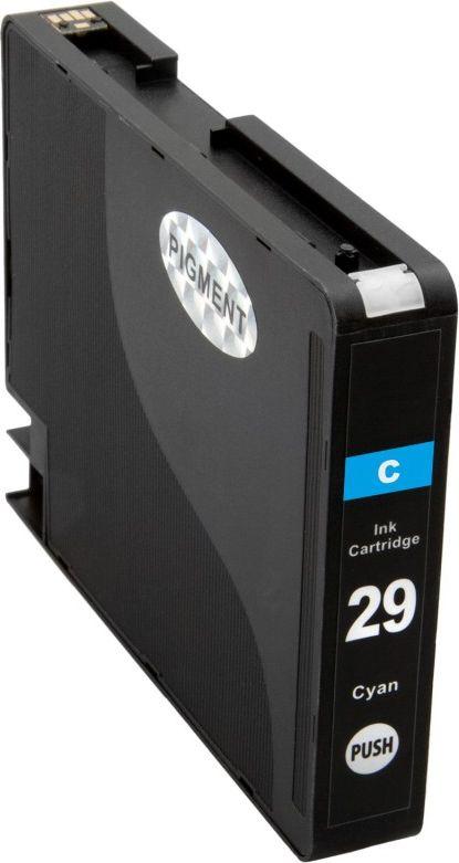 Atramentové kazety - Canon PGI-29 cyan - kompatibilný