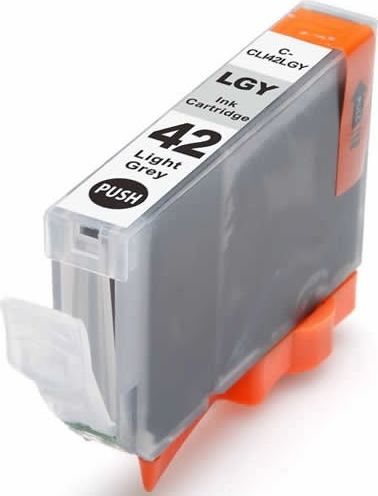 Atramentové kazety - Canon CLI-42LG light grey - kompatibilný