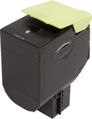 Laserové tonery - Lexmark 80C2SK0 (CX310, CX410, CX510) black - kompatibilný