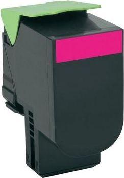Laserové tonery - Lexmark 80C2SM0 (CX310, CX410, CX510) magenta - kompatibilný
