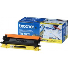 Brother TN135Y yellow - originál
