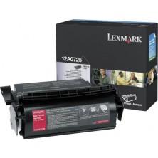 Lexmark 12A0725 black - originál