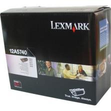 Lexmark 12A5740 black - originál