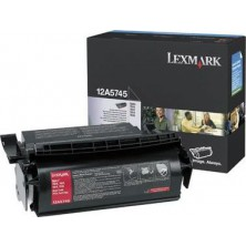 Lexmark 12A5745 black - originál