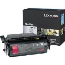 Lexmark 12A6760 black - originál