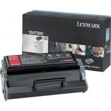 Lexmark 12A7300 black - originál