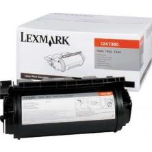 Lexmark 12A7360 black - originál