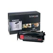Lexmark 12A8320 black - originál