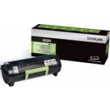 Lexmark 60F0HA0 black - originál