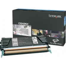 Lexmark C5242KH black - originál