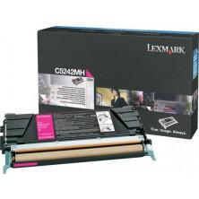 Lexmark C5242MH magenta - originál