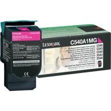 Lexmark C540A1MG magenta - originál
