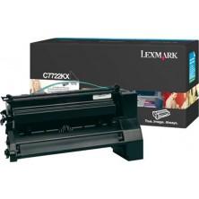 Lexmark C7722KX black - originál