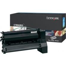 Lexmark C780A2BG black - originál