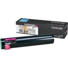 Lexmark C930H2MG magenta - originál