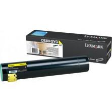 Lexmark C930H2YG yellow - originál