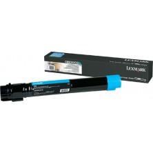 Lexmark C950X2CG cyan - originál