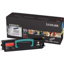 Lexmark E450H21E black - originál