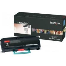 Lexmark X463A21G black - originál