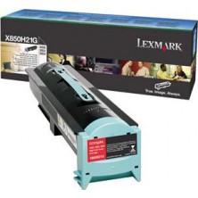 Lexmark X850H21G black - originál