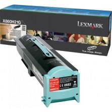 Lexmark X860H21G black - originál