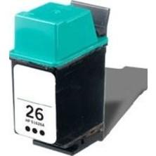 HP 26 (51626AE) black - kompatibilný