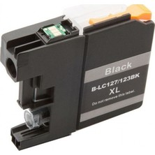 Brother LC-123 XL black - kompatibilný