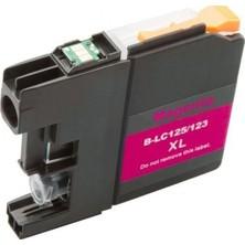 Brother LC-123 XL magenta - kompatibilný