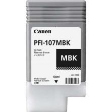 Canon PFI107MBK matte black - originál
