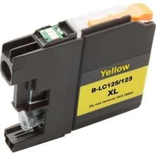 Brother LC-123 XL yellow - kompatibilný