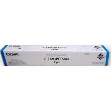 Canon C-EXV49 azúrová  - originál