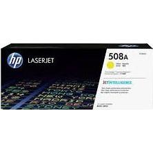 HP CF362A žltá  - originál