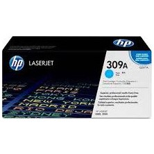 HP Q2671A cyan - originál