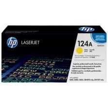 HP Q6002A yellow - originál
