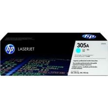 HP CE411A cyan - originál
