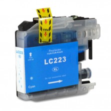 Brother LC-223XL cyan - kompatibilný