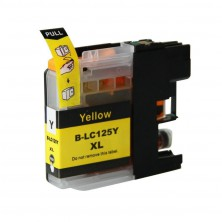Brother LC-125XL yellow - kompatibilný