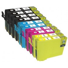 Epson T1285 Multipack, CMYK (10 kusov) - kompatibilný