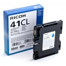 Ricoh 405766 (41XL) cyan - originál