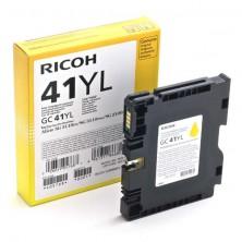 Ricoh 405768 (41XL) yellow - originál